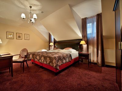EA Hotel Embassy Prague**** - double room