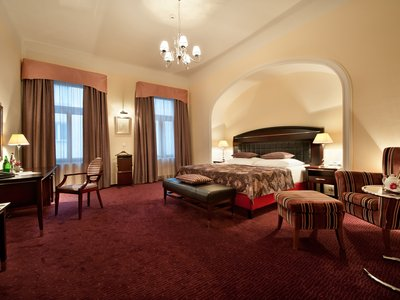 EA Hotel Embassy Prague**** - Junior Suite