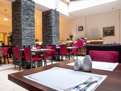 EA Hotel Embassy Prague**** - hotel restaurant