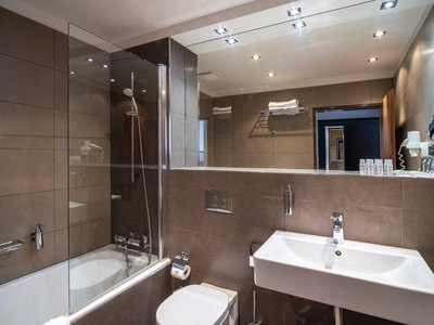 EA Hotel Embassy Prague**** - double room - bathroom