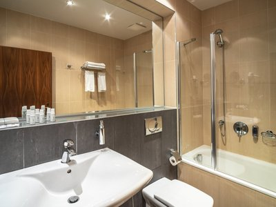 EA Hotel Embassy Prague**** - Junior suite - bathroom